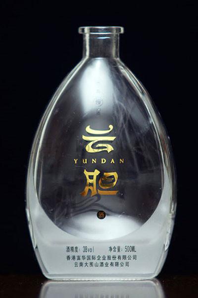保健玻璃瓶004 .