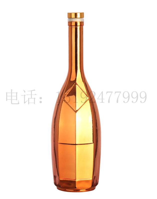 电镀瓶-001